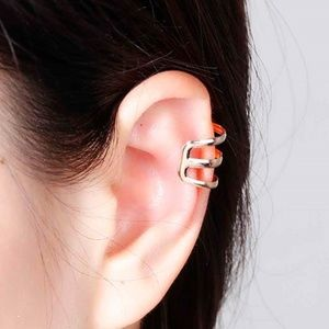 Jewelry - Exclusive Hot 2019 Gold Plated Sexy Ear Cuff Set
